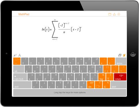 Mathpad Math App Zurapps Research