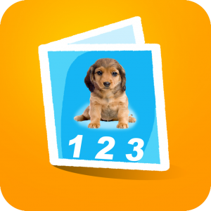 10 Puppies Educational App Icon