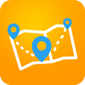 Road Tripper iOS Logo Icon