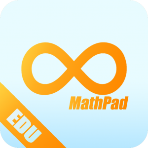 MathPad EDU iOS App icon