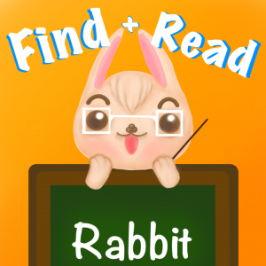 Find + Read Kids App Icon ZurApps