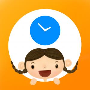 Kids Tell Time Educational Kids App ZurApps