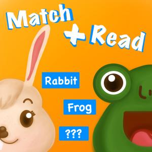 Match + Read Educational Kids App ZurApps