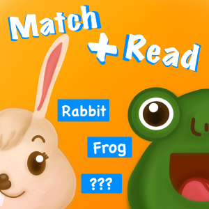 Match + Read Educational Kids App ZurApps