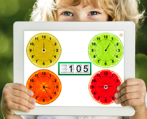 Kids Tell Time